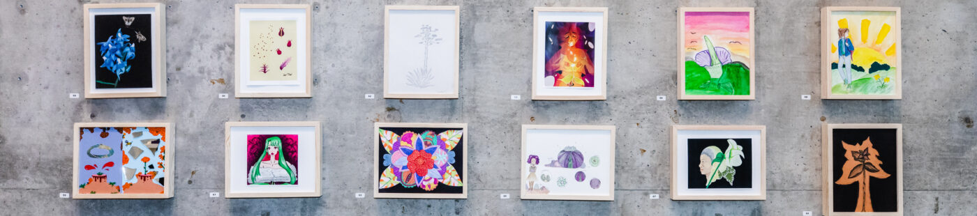 12 works by local high school artists tackling environmental justice issues through art